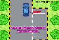 学驾心得:科目二侧方位停车技巧讲解
