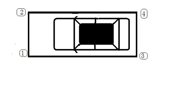 c1侧方停车技巧图解