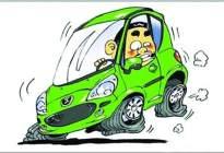 学驾心得:汽车突然爆胎该怎么办?这样做才能保住性命!