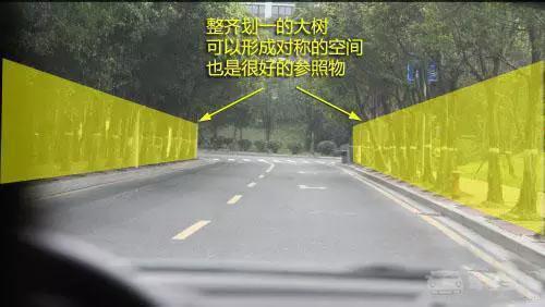 科目三直線駕駛技巧圖解圖片