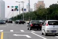 沧海驾校:科目三考试,教你如何从容通过路口