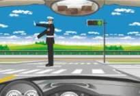 安全文明驾驶丨2015年驾校科目四理论模拟试题三