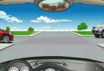 经验交流:烧脑的科目一:路口先行原则,看完你有答案了吗?