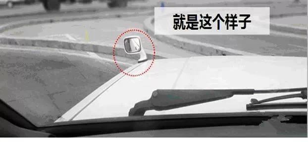 驾考技巧 科目二曲线行驶的图解技巧