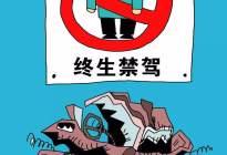 安通驾校:驾驶人会被终身禁驾的两种行为