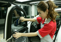 汽车贴膜须知及注意事项