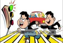 驾驶技巧:学员注意,千万别在科目三考试中抢绿灯!