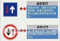 科一攻略丨学车时认全这些交通标识太有用了!