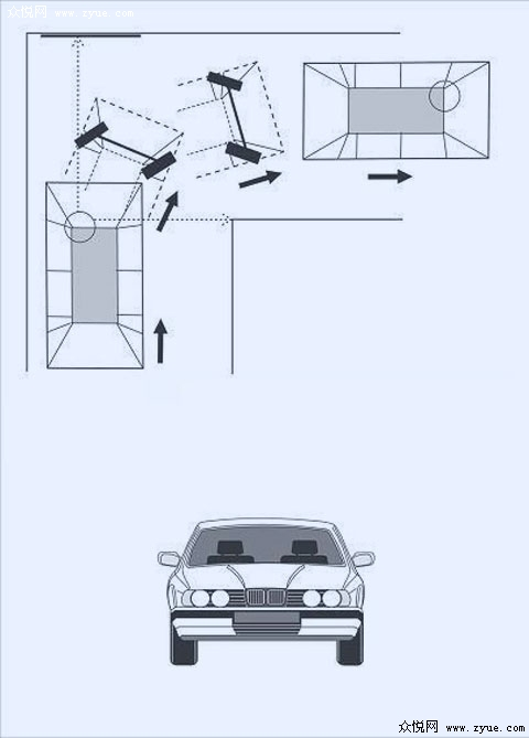 小汽车编织图解步骤