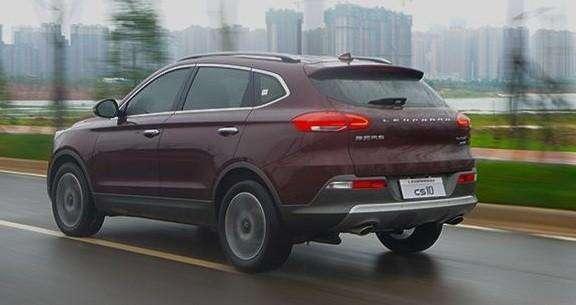 这车与捷豹相差一字,6座卖9万,却被大部分人当进口SUV高清图片