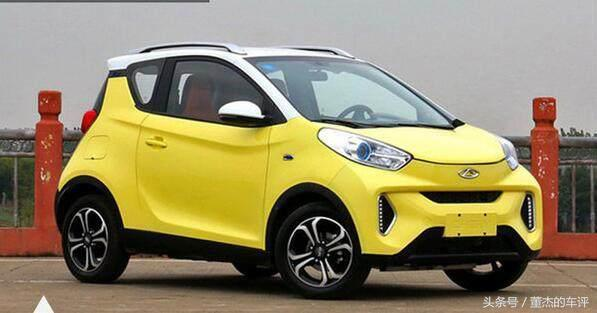 能源车型eQ1即将上市,宝骏e100会不会有压力高清图片