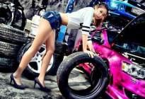学驾心得:轮胎为什么是黑色的?其实一开始不是你看到的那样