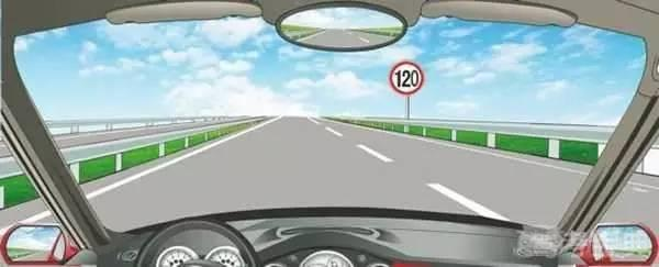 让右方道路车辆先行 正解:d 分析: 三个先行原则:转弯的机动车让直行