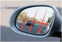 驾驶技巧:如何利用后视镜测出车辆与外物的距离