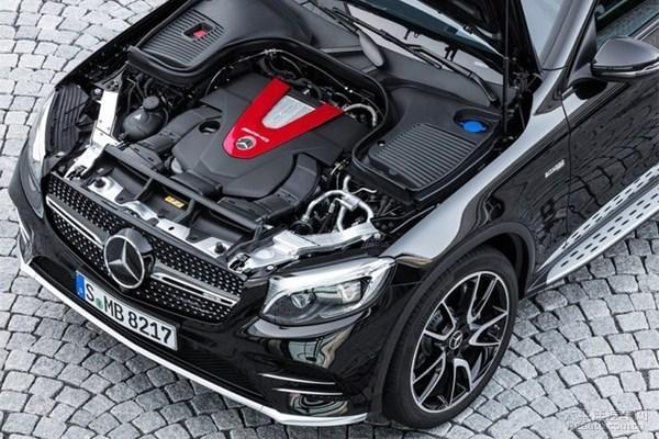 AMG GLC43 Coupe发布 搭载3.0T V6引擎_学车动态_驾考宝典
