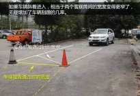 驾驶技巧:汽车通过窄道时的注意事项