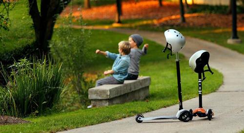 kick骑克剖析如何辨识宝宝儿童滑板车的优劣