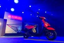 雅马哈发布两款新品踏板车 创核科技颠覆常规