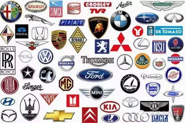 """豪车标志图片大全   世界顶级豪车车标和造型,别再只知道""""法拉利""""了"""