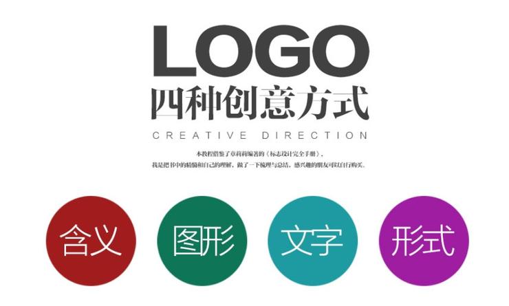 中常用的几种创意方式,对大家在进行标志logo设计时非常具有参考意义.图片