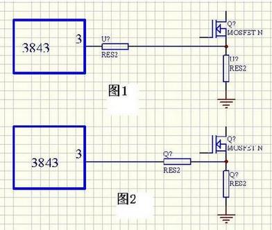 脉冲电流环路尽可能小如输入滤波电容正到变压器到开关管返回电容负.