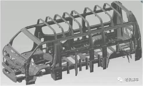 把汽车拆开给你看――解析汽车的车身结构