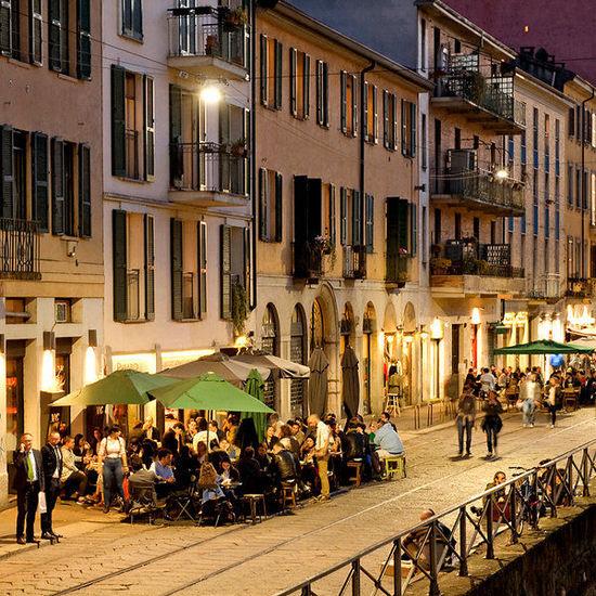 欧洲12条最有趣街道:画廊,咖啡馆塑造千般风景