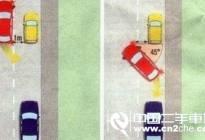 驾驶技巧,路考靠边停车泊车操作步骤分享