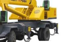 实用分享:小型吊车轮胎保养注意事项