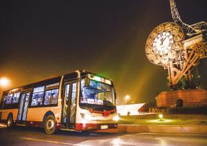 北京站有没有夜班车_广州公交夜班车!!凌晨3点到5点!