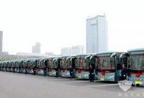 安徽蚌埠:2017年新增300台纯电动公交车