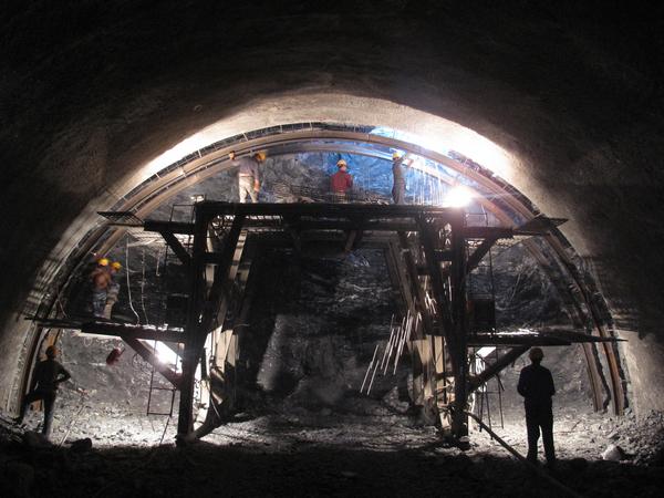 隧道仰拱弧形模板