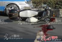 安徽蚌埠:惨烈的交通事故(