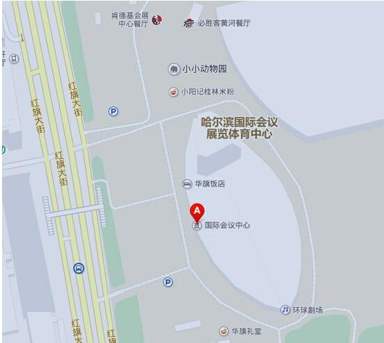 2016哈尔滨国际车展交通路线指引 巴彦驾校