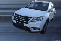 2.0T+6AT组合 北汽幻速S6新车型路试谍照