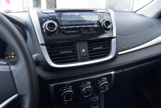 2017款丰田威驰低配最低价格威驰手动挡