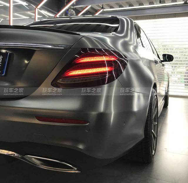 2016款奔驰E级改装E63包围