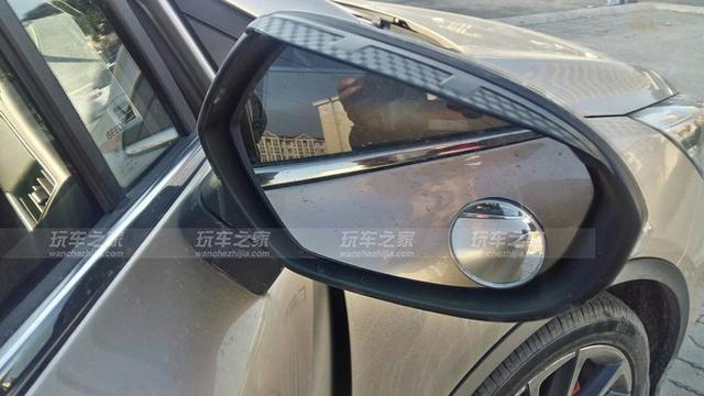 吉利帝豪GS配置升级 车灯改装