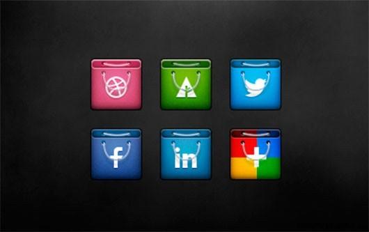 免费图标:16个常用的web设计图标