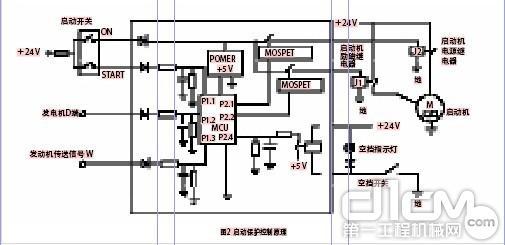 电控发动机启动保护电路的改进