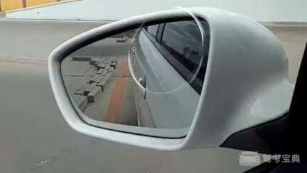 定点停车,半坡起步:方向盘用来控制离右边线距离,以微调为主,调整之后