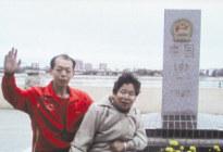 六旬翁考驾照带病妻游全国