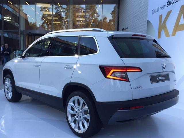 斯柯臻全新紧凑型SUV首发,估计15万宗,皓年壹季度国产上市