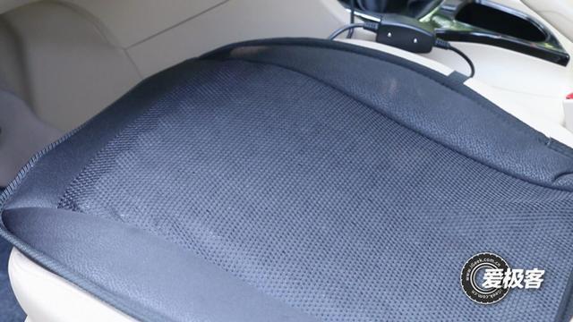 夏天开车出汗只能靠忍?三款汽车通风座垫对比评测