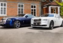 高丽明珠 劳斯莱斯两款韩国特别版车型发布