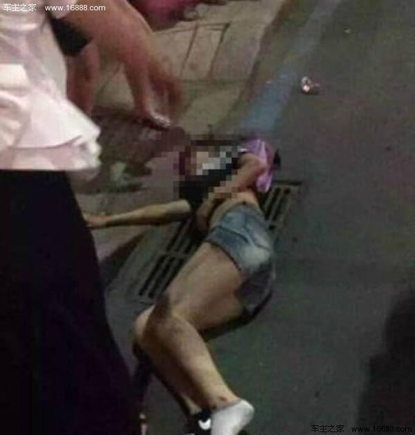潍坊北宫街车祸 越野车撞人致5死21伤