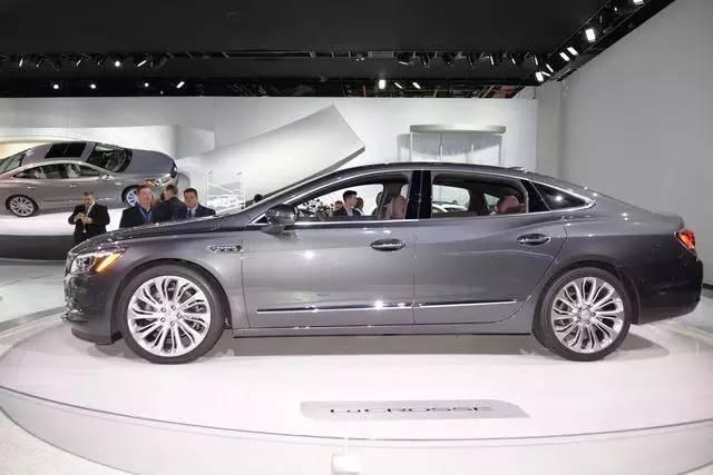 北美车展:奔驰e/改款蒙迪欧/换代君越等10款必看新车