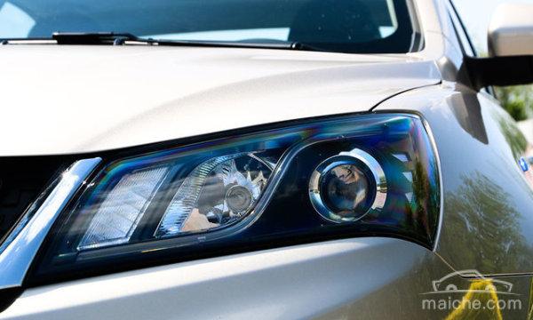 爱卡新能源评测 吉利帝豪EV300后来居上高清图片