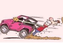 学驾心得:不同路况刹车技巧解析