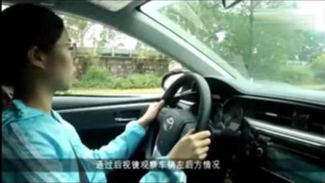 学车科目三考试完整视频学车朋友看看吧